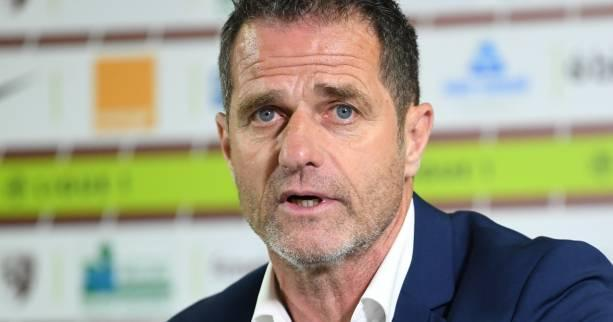 Foot - L1 - Metz - Philippe Hinschberger (Metz) : «Ce qu'on ressent ? Les boules»