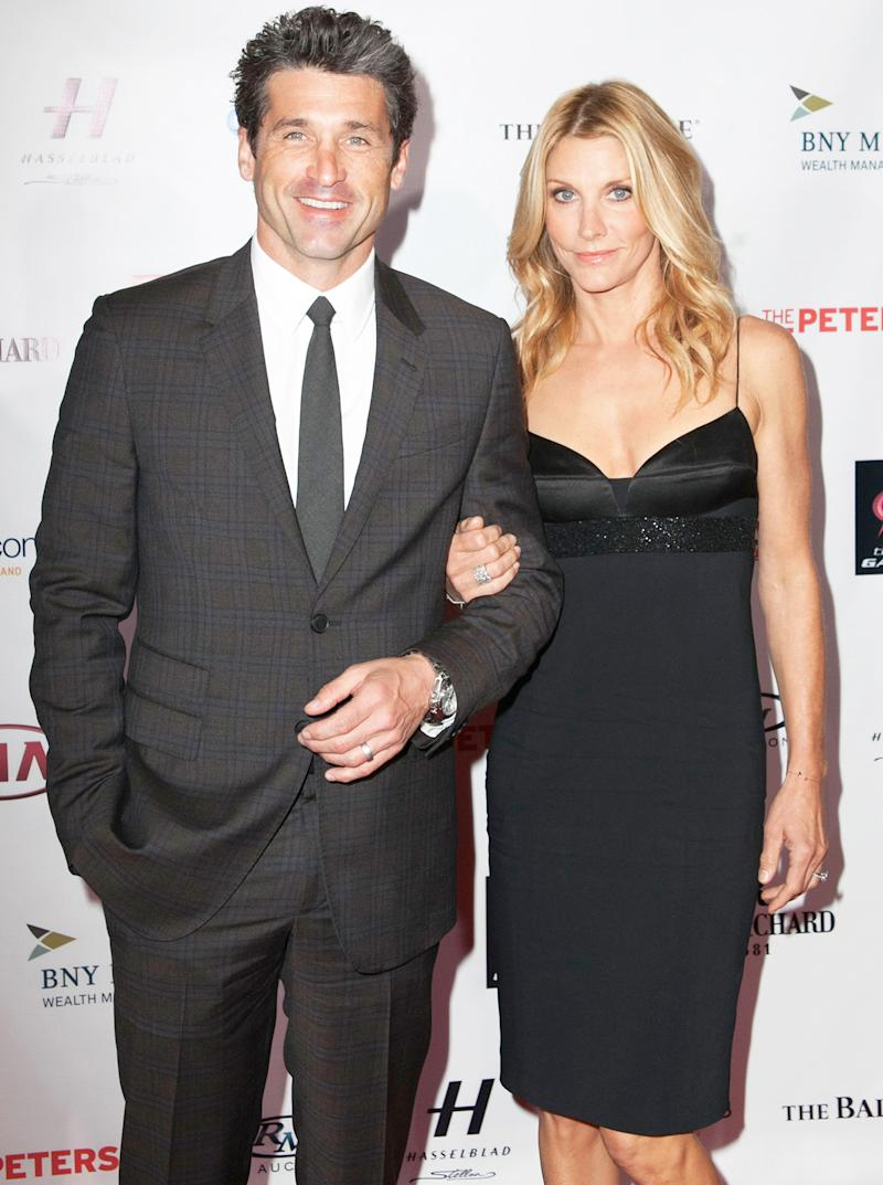 Patrick Dempsey Confirms He And Wife Jillian Are Back Together You