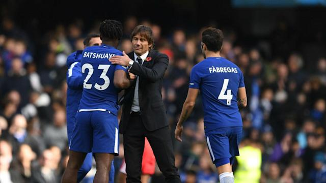 Chelsea have struggled to keep pace with their Premier League title rivals, but it has not left Antonio Conte fearful of his future.