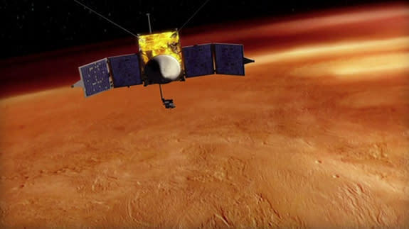 Government Shutdown Could Threaten NASA's Next Mars Probe Launch