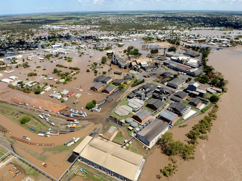 Queensland flood toll rises to six
