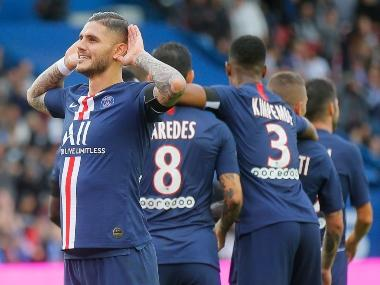 Ligue1: PSG striker Mauro Icardi says he has settled into life in Paris, though Milan remains home