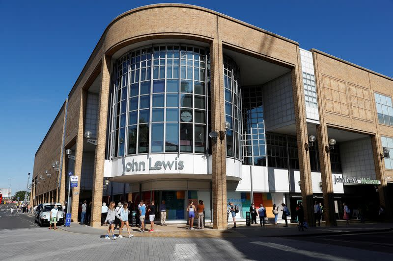 John Lewis writes $600 million off value of its stores