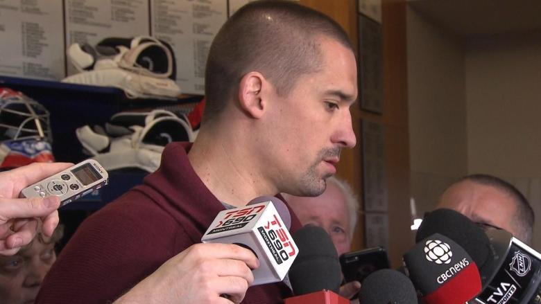 'Shocked and disappointed': What Habs players said as they cleaned out their lockers today