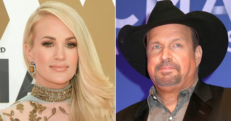 Carrie Underwood Fans Outraged After Garth Brooks Wins CMA Entertainer of the Year: 'No Words'