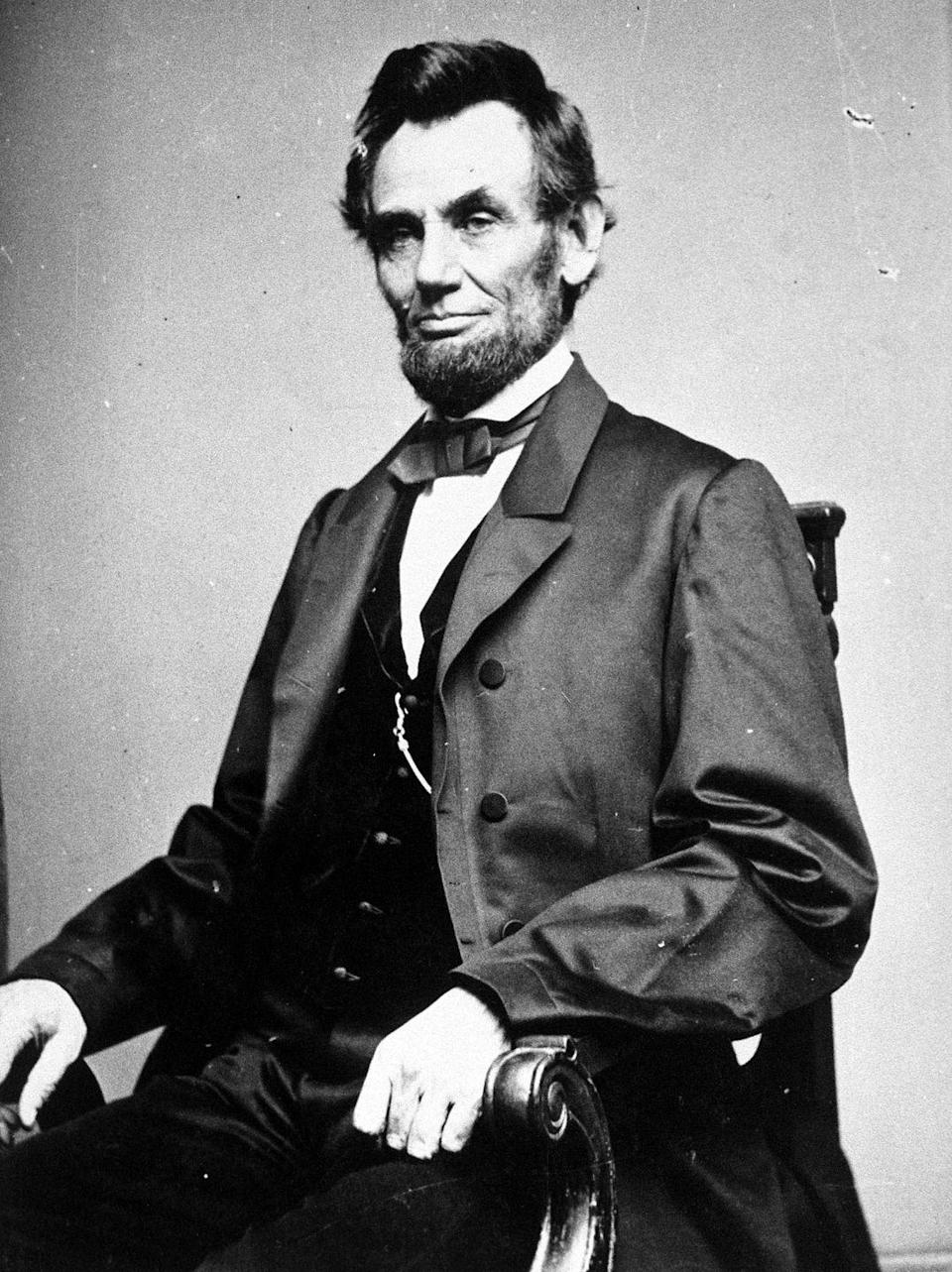 "<p>In 1862, King Mongkut of Siam attempted to gift President Abraham Lincoln with a ""supply of elephants"" to populate America's forests. Lincoln wrote a letter back, <a href=""https://www.newyorker.com/news/news-desk/presidential-swag-and-the-gift-horse"" rel=""nofollow noopener"" target=""_blank"" data-ylk=""slk:rejecting the gift"" class=""link rapid-noclick-resp"">rejecting the gift</a>. ""Our political jurisdiction, however, does not reach a latitude so low as to favor the multiplication of the elephant, and steam on land, as well as on water, has been our best and most efficient agent of transportation,"" he wrote.</p>"