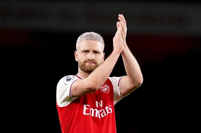 Shkodran Mustafi enjoyed a decent end to last season but has less than 12 months to run on his Arsenal contract.