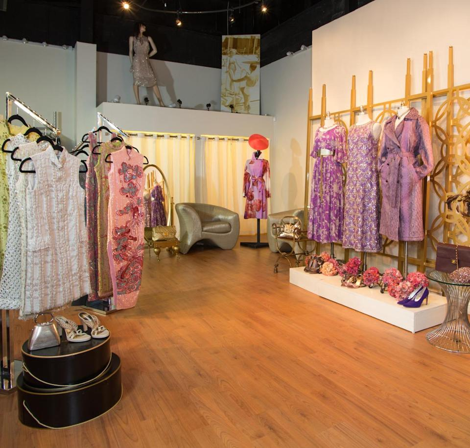 """<p>Southern Florida is a notoriously terrific place to shop for vintage (wealthy retirees = great castoffs), making it a popular destination for clothes hounds. <a href=""""http://www.cmadeleines.com/"""" rel=""""nofollow noopener"""" target=""""_blank"""" data-ylk=""""slk:C. Madeleine's"""" class=""""link rapid-noclick-resp"""">C. Madeleine's</a> is often stop numero uno for those in search of pristine finds ranging from everyday ready-to-wear to designer couture (they have a whole section devoted to Chanel), priced from $50 to $25,000. At 10,000 square feet, the showroom is formidable; first-timers are offered tours. If you come during Art Basel, prepare for a crowd: it's their busiest season.<br></p><p><i><a href=""""http://www.cmadeleines.com/"""" rel=""""nofollow noopener"""" target=""""_blank"""" data-ylk=""""slk:C. Madeleine's"""" class=""""link rapid-noclick-resp"""">C. Madeleine's</a>, 13702 Biscayne Blvd., N. Miami Beach, FL 33181. (305) 945-7770</i></p>"""