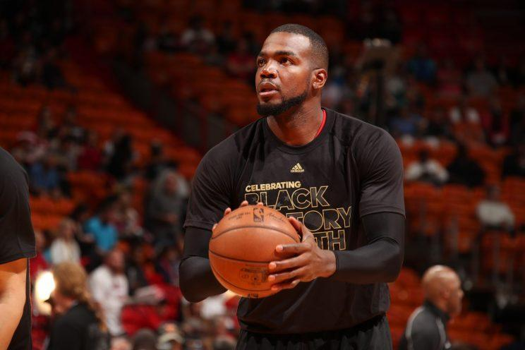 Paul Millsap has the Hawks in a tough spot. (Getty Images)