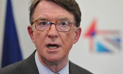 Mandelson Warns Over Brexit Risk To UK Exports