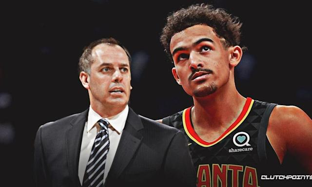 Frank Vogel Calls Trae Young a 'Monster'