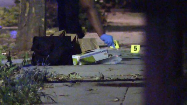 PHOTO: A young woman was stabbed to death while walking a dog in Washington, D.C., Aug. 27, 2019. (WJLA)