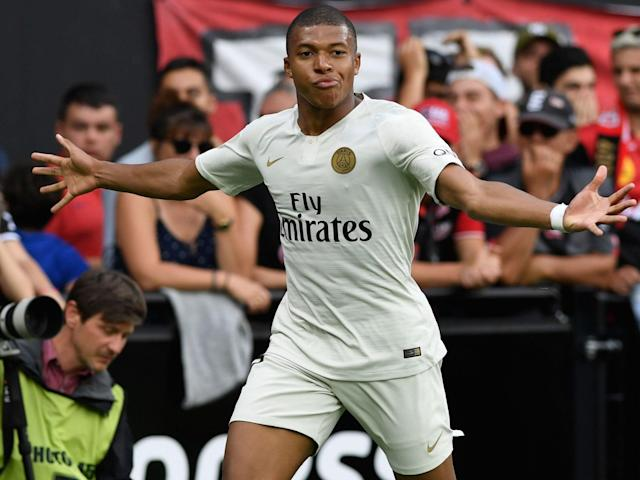 Real Madrid are chasing Kylian Mbappe to replace Cristiano Ronaldo
