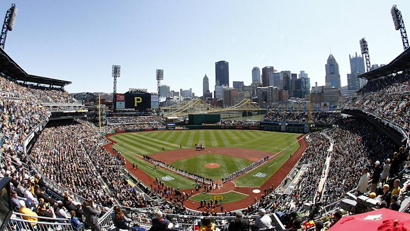 Pirates extend netting at PNC Park further down baseline seats