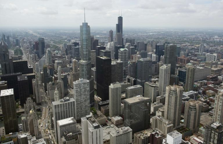 Chicago's mayor has advised residents of America's third-largest city to stay at home to combat a surge in Covid-19 cases