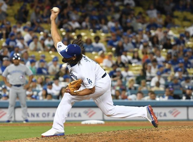 Dave Roberts: Kenley Jansen Trending In 'Right Direction,' Remains Dodgers' Closer After Blown Save To Blue Jays