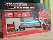 """<p>Hasbro produced the first line of these transforming robot action figures in 1984. If you were lucky enough to keep the originals in their box, they can be worth way more than their original value: <a href=""""http://www.ebay.com/itm/TRANSFORMERS-OPTIMUS-PRIME-G1-1980s-none-HASBRO-Release-Factory-Sealed-Rare-/272101358171?hash=item3f5a813a5b:g:muwAAOSwQoFWQX3O"""" rel=""""nofollow noopener"""" target=""""_blank"""" data-ylk=""""slk:Optimus Prime figures"""" class=""""link rapid-noclick-resp"""">Optimus Prime figures</a> in pristine packaging are listed <a href=""""https://www.ebay.com/itm/TRANSFORMERS-G1-Original-1984-Hasbro-BUMBLEJUMPER-Sealed-w-AFA-Case-RARE-WOW/143052328965?hash=item214e955005:g:f8wAAOSwyCZbf0Dd:sc:USPSPriority!11102!US!-1:rk:2:pf:0"""" rel=""""nofollow noopener"""" target=""""_blank"""" data-ylk=""""slk:on eBay for upwards of $1,000"""" class=""""link rapid-noclick-resp"""">on eBay for upwards of $1,000</a>, much more than their original sticker price.</p>"""