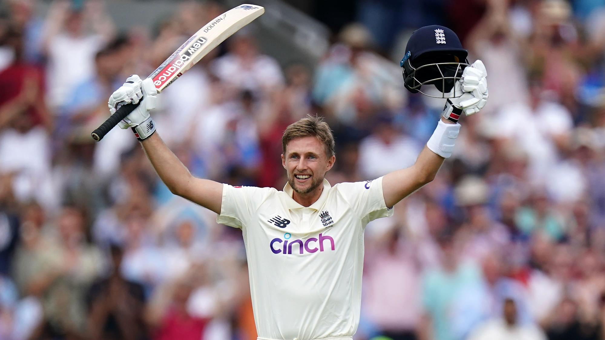 England captain Joe Root up two places to second in ICC Test batting  rankings