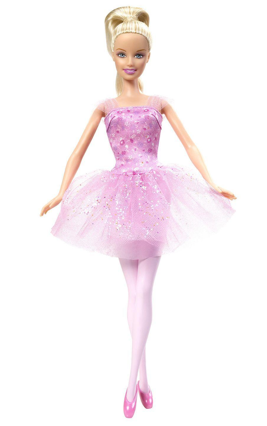 "<p>Like the '70s ballerina look, 2006's Ballerina Barbie wears a tutu and pointe shoes, but in her signature pink. </p><p><a href=""http://www.goodhousekeeping.com/beauty/nails/g3203/coffin-nails-designs/"" rel=""nofollow noopener"" target=""_blank"" data-ylk=""slk:13 ways with ballerina nails »"" class=""link rapid-noclick-resp""><em>13 ways with ballerina nails »</em></a></p>"