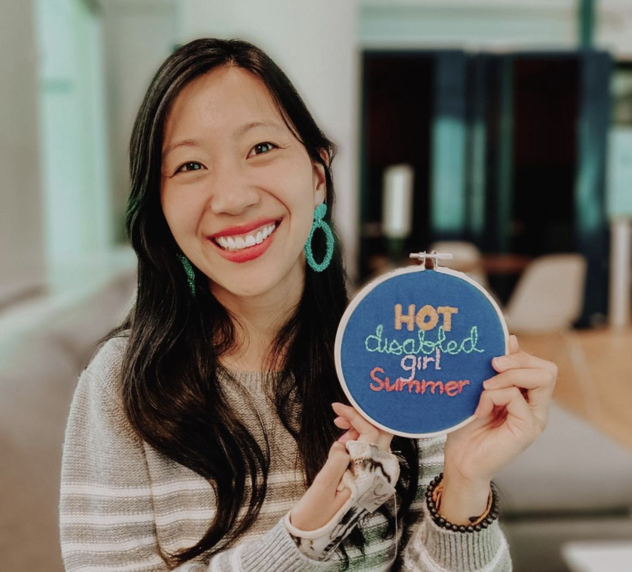 Disability rights activist Tiffany Yu is among those celebrating a