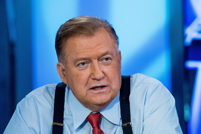 """Fox News announced on Friday it has terminated Bob Beckel, co-host of """"The Five."""""""