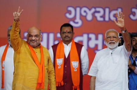 After parliamentary win, India's BJP set to sweep state elections: poll
