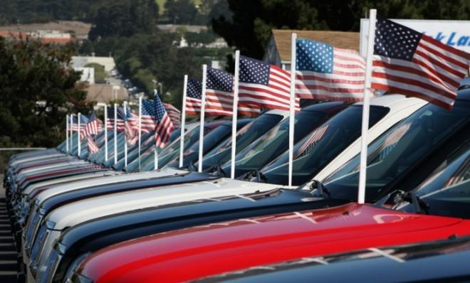 An estimated 14.5 million vehicles were sold in the U.S. in 2012.