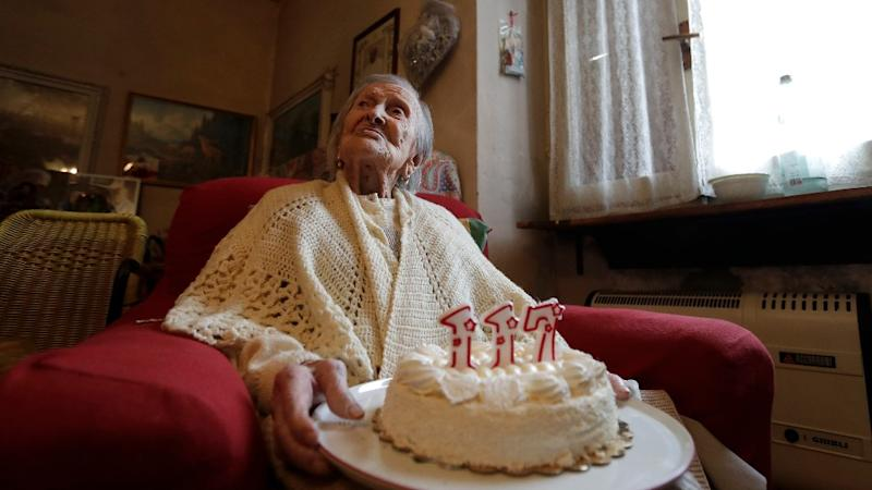 Emma Morano, World's Oldest Person, Dies in Italy at 117