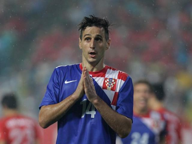 World Cup 2018: Nikola Kalinic excluded from Croatia squad after arguing he was unable to play against Nigeria