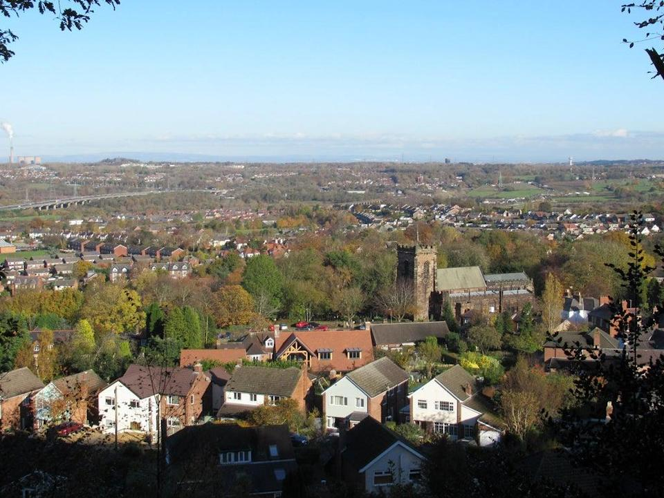Small town charm: Frodsham in Cheshire (Flickr/Alex Liivet)