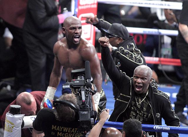 Boxer Floyd Mayweather told Showtime sports that if he comes out of retirement it would be against the wishes of his trusted adviser Al Haymon