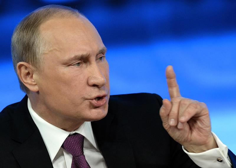 Russian President Vladimir Putin is heading to visits Egypt as Moscow looks to expand its reach in the Arab world's most populous country at a time when Cairo-Washington ties remain frayed (AFP Photo/Alexander Nemenov)