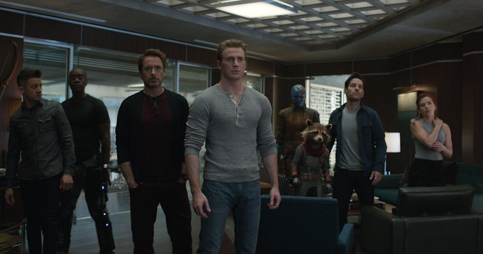 The Avengers don't want you to be spoiled! (credit: Marvel Studios)