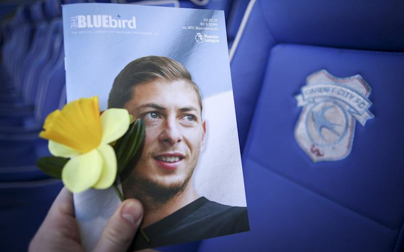 Emiliano Sala tragically died in a plane crash - Getty Images Europe