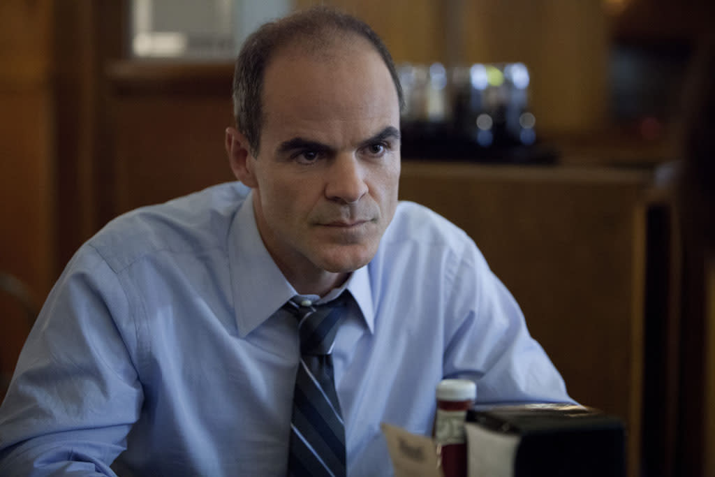 """Michael Kelly in the """"House of Cards"""" Season 1 episode, """"Chapter 9."""""""