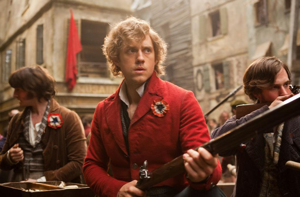 "Aaron Tveit in Universal Pictures' ""Les Miserables"" - 2012"