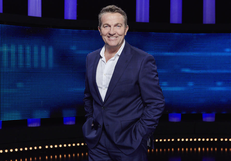 Bradley Walsh hosts The Chase. (ITV)
