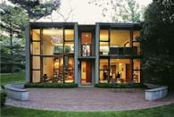 Unconventional and ultra-modern homes