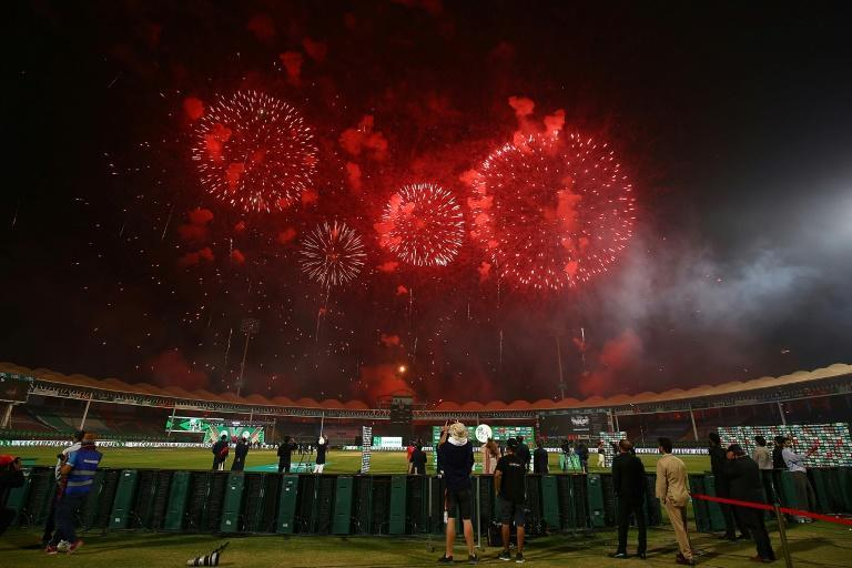 The Pakistan Super League final was held in Karachi this week