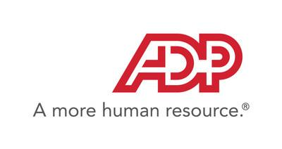 ADP A more human resource (PRNewsfoto/ADP, LLC)