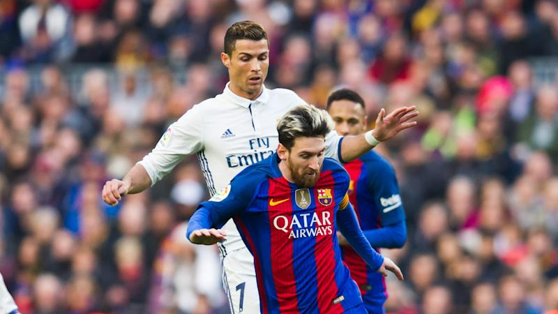 El Clasico not just Barcelona v Real Madrid, it's Messi versus Ronaldo - Alfonso