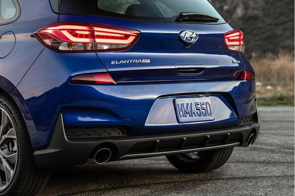 <p>Pricing for the N Line starts at $24,185 for models with the six-speed, which is only $50 more than last year's Sport.</p>