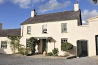 "<p>Located in Llandovery, Wales, <a href=""https://www.princeofwales.gov.uk/biographies/royal-residences"" rel=""nofollow noopener"" target=""_blank"" data-ylk=""slk:Llwynywermod"" class=""link rapid-noclick-resp"">Llwynywermod</a> is the Welsh home of Prince Charles and Camilla Parker Bowles. The couple often stays at the property in the summer during their annual tour of Wales. The 215-acre estate was refurbished in 2007 by local Welsh craftsmen and features energy-efficient appliances, low-energy lighting, and natural sheep's wool insulation.</p>"