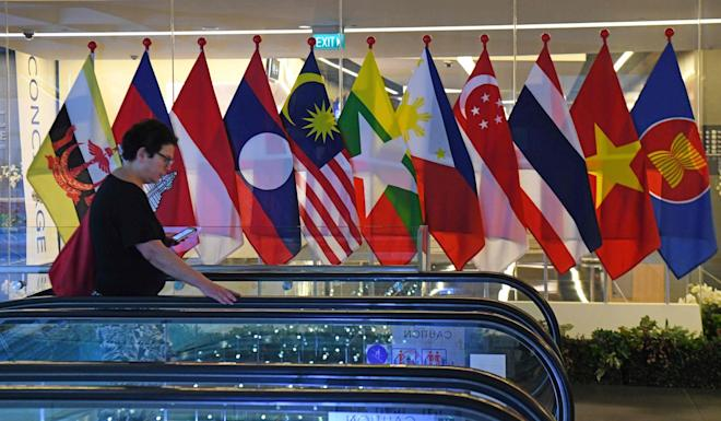 Asean is China's second-largest trading partner after the European Union. Photo: AFP