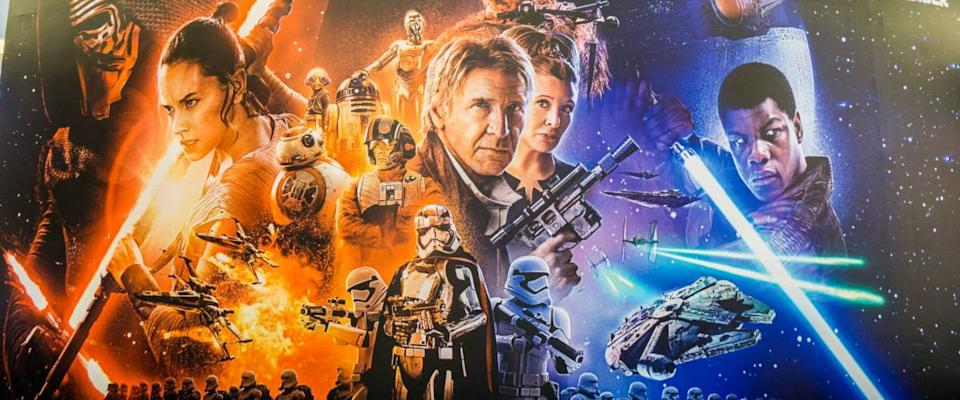 <cite>Aaron Lim / Shutterstock</cite> <br>The world of 'The Force Awakens' is a world of income inequality.<br>
