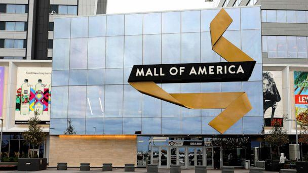 PHOTO: In this October 14, 2018, file photo, the north entrance to Mall Of America in Bloomington, Minn. is shown. (Raymond Boyd/Getty Images, FILE)