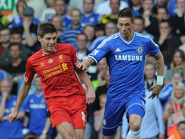 Steven Gerrard and Fernando Torres forged a friendship during their time together at Liverpool: Getty
