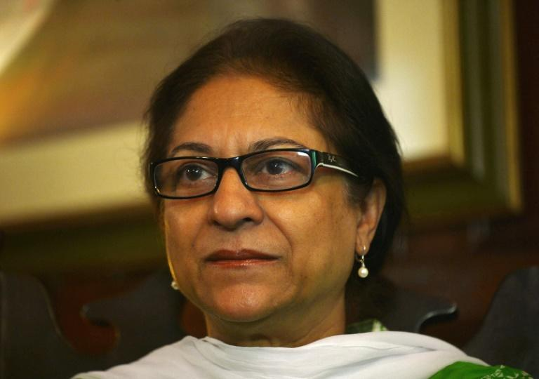 Human rights activist Asma Jahangir dies at 66