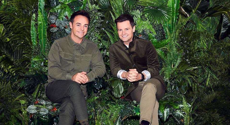 Ant and Dec will host I'm A Celebrity from Wales. (Credit: ITV)