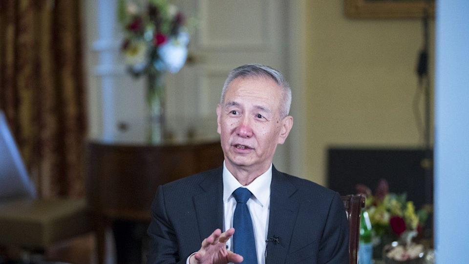 Xi Jinping's top economic adviser Liu He meets pro-market liberals as debate over China's future direction rages